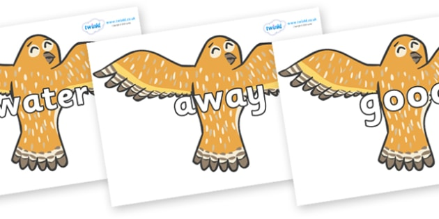 Next 200 Common Words on Owls - Next 200 Common Words on  - DfES Letters and Sounds, Letters and Sounds, Letters and sounds words, Common words, 200 common words