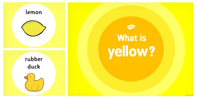 What is Yellow Colour PowerPoint - powerpoints, colours, yellow