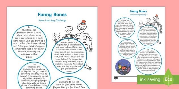 Home Learning Challenge Sheet Nursery FS1