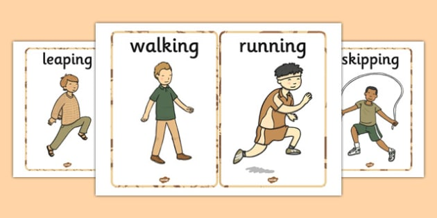 Army Physical Action Cards SEN - army, physical, action, cards, sen