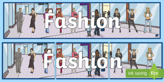 Fashion Photo Display Banner - fashion, IPC, IPC display banner, fashion IPC, fashion display banner, fashion IPC display, fashion IPC banner