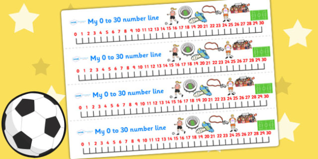 football world cup number lines pdf 30 football sports