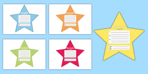 My Goals Pupil Target Stars Mandarin Chinese Translation - mandarin chinese, my goals, pupil, target, stars, achievement