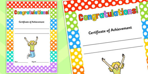 Reward Decorative Certificate - certificate, reward, decorative