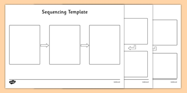 Sequencing Template - sequencing template, sequencing, template, sequence