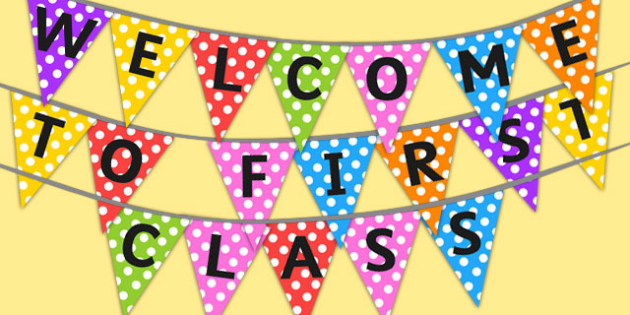 Welcome to First Class Ireland Bunting - ireland, bunting, display
