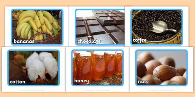 Fairtrade Display Photos - fairtrade, photos, photograph, display