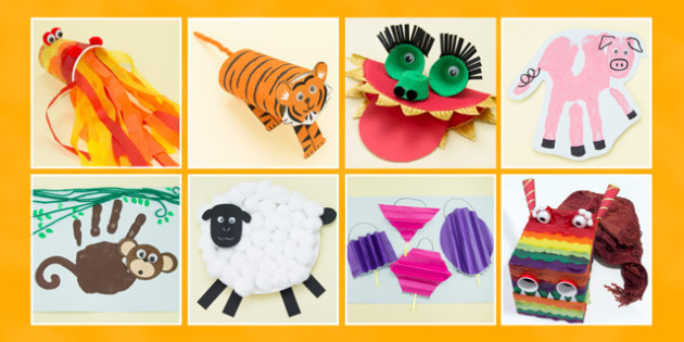 Chinese New Year Craft Activity Pack - chinese new year, craft, activity, pack