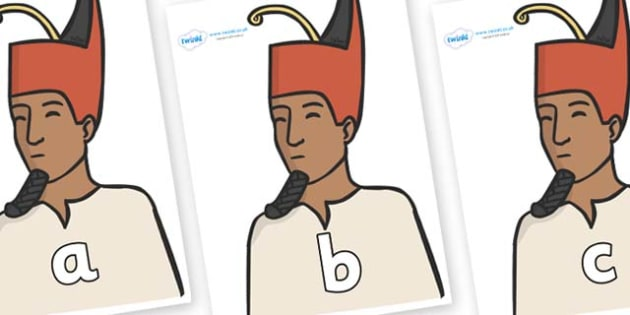 Phase 2 Phonemes on Egyptian Kings - Phonemes, phoneme, Phase 2, Phase two, Foundation, Literacy, Letters and Sounds, DfES, display
