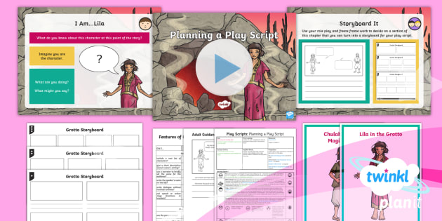 PlanIt Y3 Explorers: To Support Teaching on The Firework-Maker's Daughter Lesson Pack Play Scripts 2 - Explorers, The Firework-Maker's Daughter, adventure, journey, playscripts, scripts, English, litera