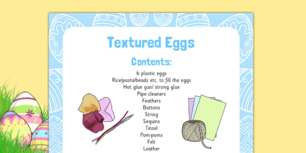 Textured Eggs Perfect for a Sensory Bin - Easter, touch, sensory, eggs, perfect, sensory bin