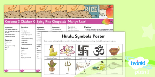 RE: Hinduism Year 3 Unit Home Learning Tasks