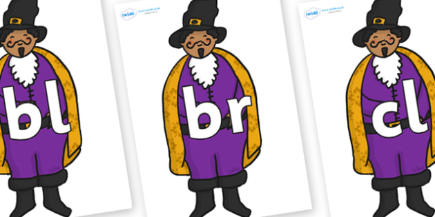 Initial Letter Blends on Bean Seller - Initial Letters, initial letter, letter blend, letter blends, consonant, consonants, digraph, trigraph, literacy, alphabet, letters, foundation stage literacy