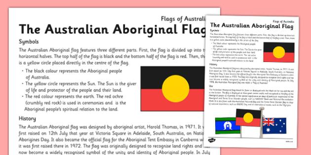 Flags of Australia Australian Aboriginal Flag Information - flags, symbols, Aboriginal, Torres Strait Islander, Australia