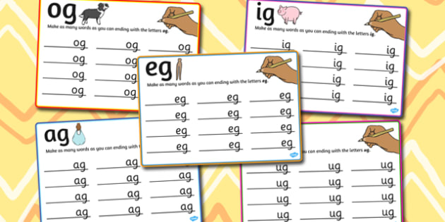 g Rime Mats - rime, cards, rhyme, words, activity, word, card, g
