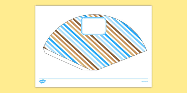 Baby Shower Food Cone Blue Themed - baby shower, baby, shower, newborn, pregnancy, new parents, food cone