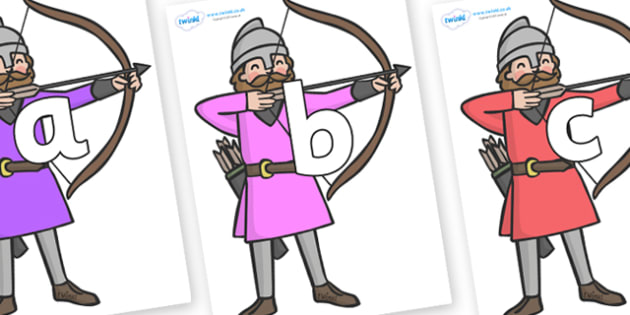 Phoneme Set on Archers - Phoneme set, phonemes, phoneme, Letters and Sounds, DfES, display, Phase 1, Phase 2, Phase 3, Phase 5, Foundation, Literacy