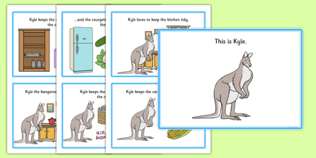 Initial k Story - speech sounds, phonology, phonological delay, phonological disorder, articulation, fronting, dyspraxia