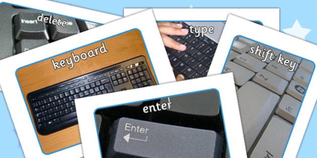 Word Processing Skills Display Photos - Word, Skills, Photos