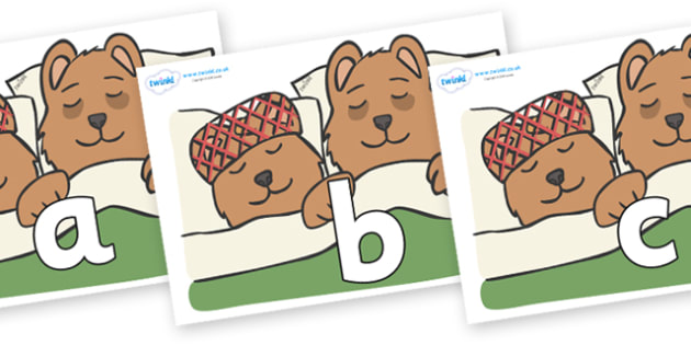 Phoneme Set on Mummy & Daddy Bear - Phoneme set, phonemes, phoneme, Letters and Sounds, DfES, display, Phase 1, Phase 2, Phase 3, Phase 5, Foundation, Literacy