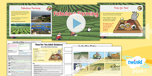 Twinkl Farm Animal Colouring Pages : Geography: lets go to china: fabulous farming year 2 lesson