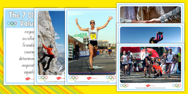 Olympic Value Discussion Cards - nz, new zealand, Olympics, Olympic Games, discussion cards, discussion, circle, cards, sports, Olympic, London, images, editable, event, picture, 2012, activity, Olympic torch, medal, Olympic Rings, mascots, flame, co