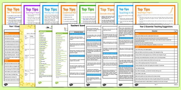 Teaching in Mixed Y1/Y2 Guidance Pack