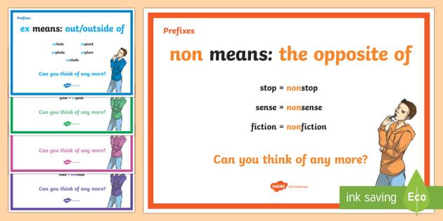 Prefix Display Posters - australia, display, posters, prefix