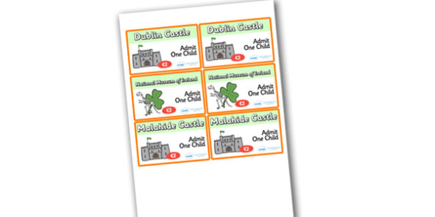 Dublin Tourist Attraction Role Play Tickets - dublin, tourist attraction, role play, tickets, dublin tickets, dublin role play, role play tickets, ireland