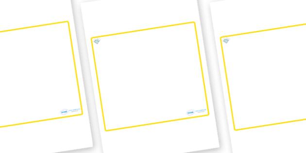 Diamond Themed Editable Classroom Area Display Sign - Themed Classroom Area Signs, KS1, Banner, Foundation Stage Area Signs, Classroom labels, Area labels, Area Signs, Classroom Areas, Poster, Display, Areas