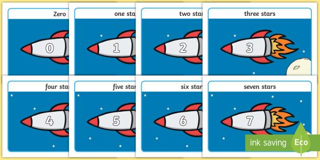 Rocket Basic Playdough Mats 0-10 - rocket playdough mats, counting on rockets, counting stars playdough mats, sen playdough mats, sen activities, space