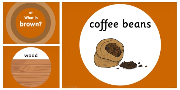 What is Brown Colour PowerPoint - powerpoints, colours, brown