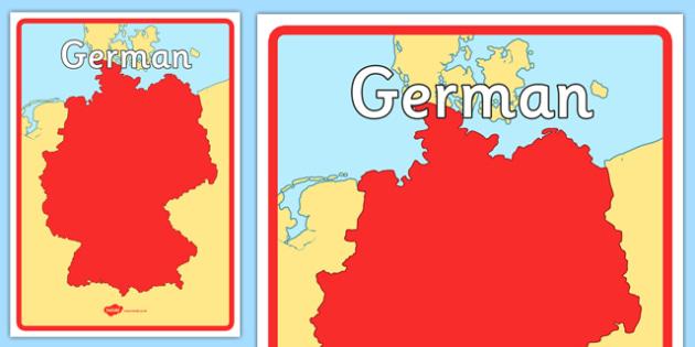 Australian Curriculum German Book Cover - australia, curriculum, german, book cover, language