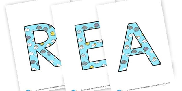 Reading Corner. - Display Lettering - Reading Area Primary Resources, signs, area, zones, banner, poster