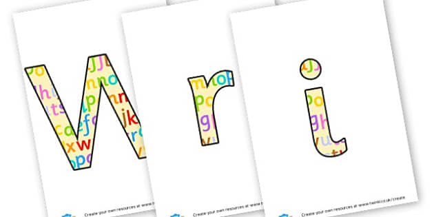 Writing Banner - display lettering - Writing Area Primary Resources, signs, area, zones, banner, poster