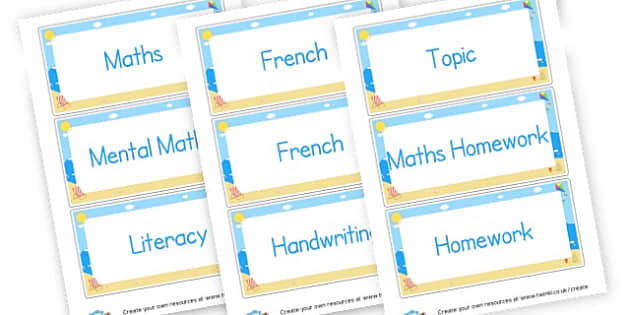 Book Box Lables - Classroom Signs & Label Primary Resources, labels, posters, rules
