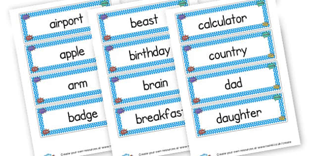 Verbs Word Cards - KS2 Verbs and Adverbs Primary Resources, Verbs, Adverbs, KS2 Words