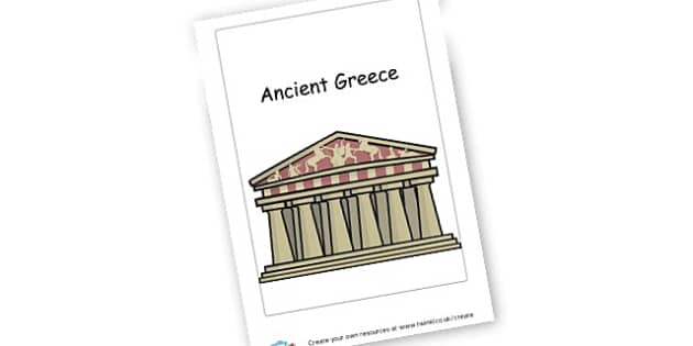 ancient greece temple - KS2 New Curriculum Ancient Greece Primary Resources - KS2 Greece