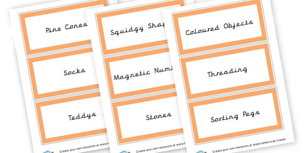 Maths labels - Maths Area Primary Resources, maths is fun, signs, labels, areas