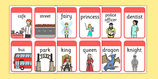 Drama Cards - Drama, Topics Primary Resources, Topic, Drama, Role Play, Acting