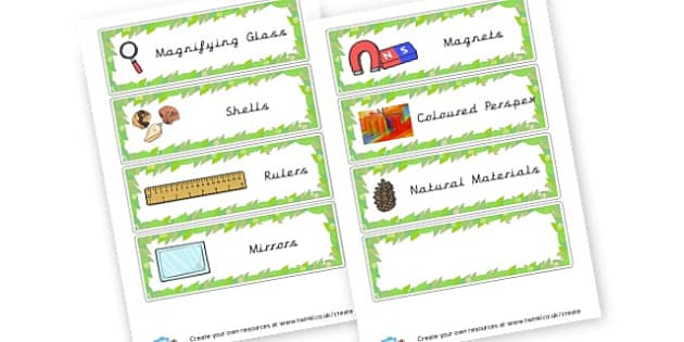 Investigation Area - Investigation Area Primary Resources - Investigation area, investigate, signs, labels, visual aids, posters, areas, zones, visual aids, rules, behaviour, banner, poster, Early Years (EYFS), KS1 & KS2 Primary Teaching Resources