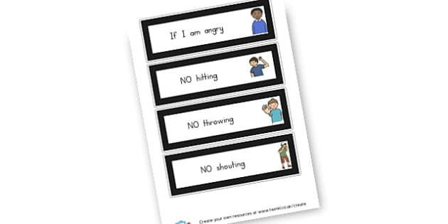 If I am angry Cards - My Emotions Literacy Primary Resources, emotion, feeling, happy