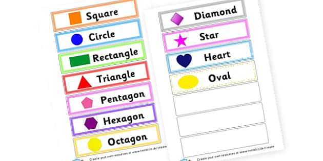 2D Shapes - 2D Shapes Primary Resources, spaces, measures, shape, activities