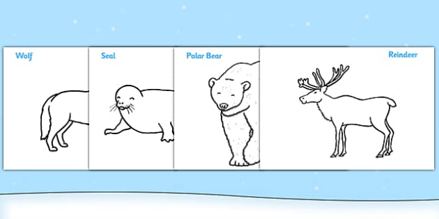 twinkl winter coloring pages - photo#15
