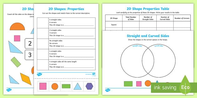 3D Shape Homework