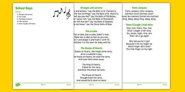 Elderly Care Life History Book School Days Songs - Elderly, Reminiscence, Care Homes, Life History Books