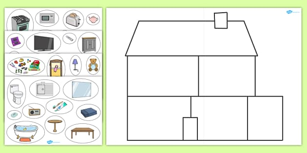 Houses & Homes Primary Resources