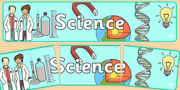 Science Display Banner NZ - nz, new zealand, science, display banner, display, banner