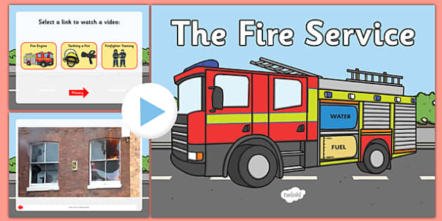 Fire Station Role Play Primary Resources, fire service, emergency