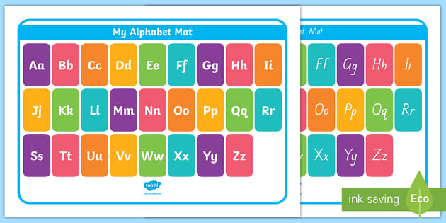 Australia Sounds and Sight Words Desk Mat - Sounds and Sight